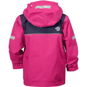 Didriksons 1913 Jezeri Jacket Children pink